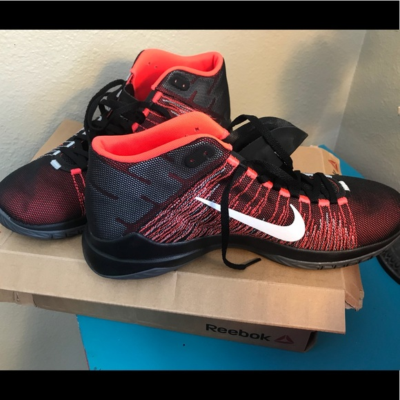 Nike Zoom Ascention Basketball shoes- BRAND NEW. M 5a905623f9e50126f8b077d5 0b0099fb9